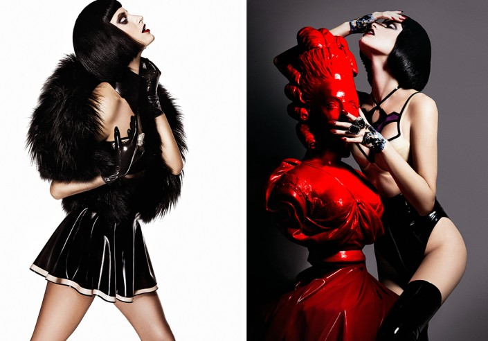 Latex, Revista Horse photographed by Tiago Prisco