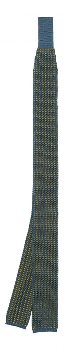HERMÈS – 6 CM Tie In Silk Knit