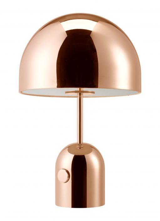 TOM DIXON_BELL TABLE LAMP_HKD5,500