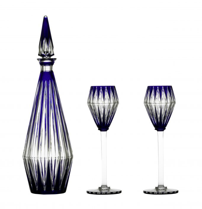 BACCARAT (available at Lane Crawford) – Service Chevalier Limited Edition Bar Set