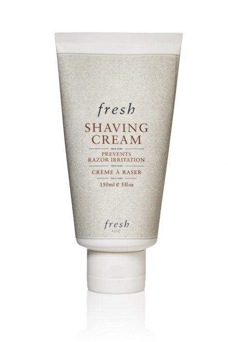 FRESH – Men's shaving cream – a brushless daily formula delivering the ultimate shave with key ingredients, Meadowfoam seed, Grapeseed and Olive Fruit Oils to hydrate and nourish your skin